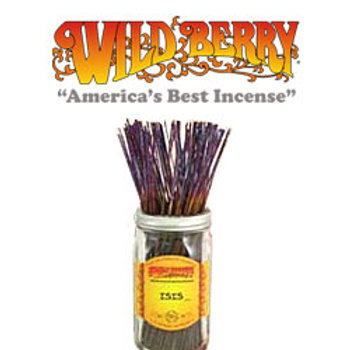 """Isis Wildberry 11"""" Stick Incense"""