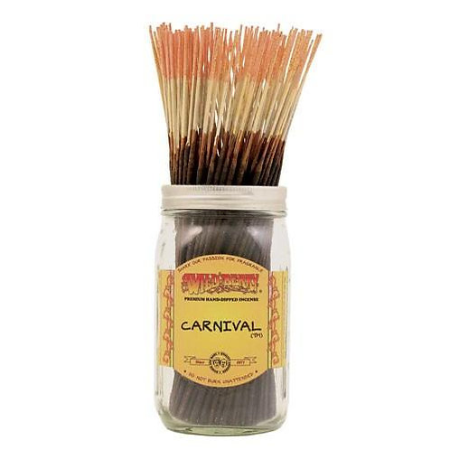 "Carnival Wildberry 11"" Stick Incense"