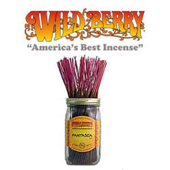 "Fantasia Wildberry 11"" Stick Incense"