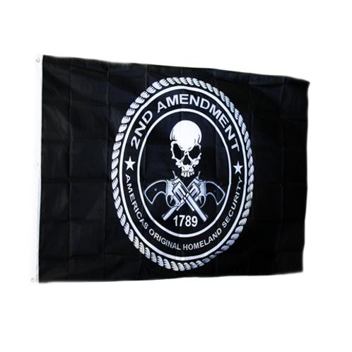 2nd Amendment 1789 Flag- 3'x5'