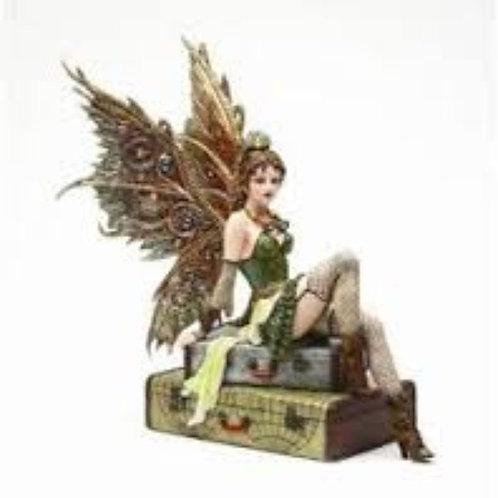 Steampunk Fairy Air Voyage Girl