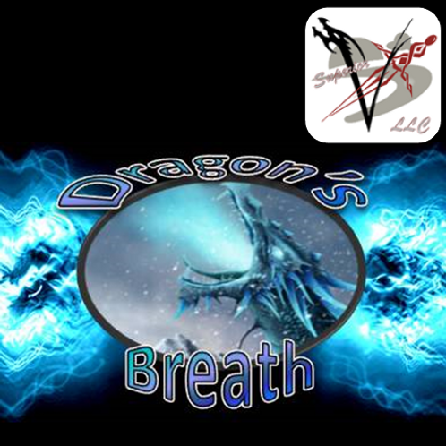 Dragons Breath eJuice (Anniversary Glass Edition)