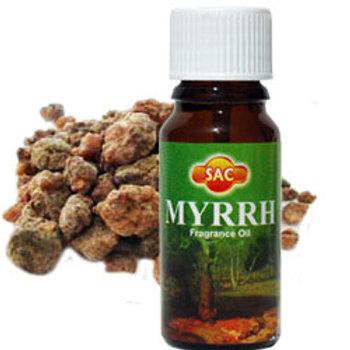 SAC MYRRH AROMA OIL 10 ML