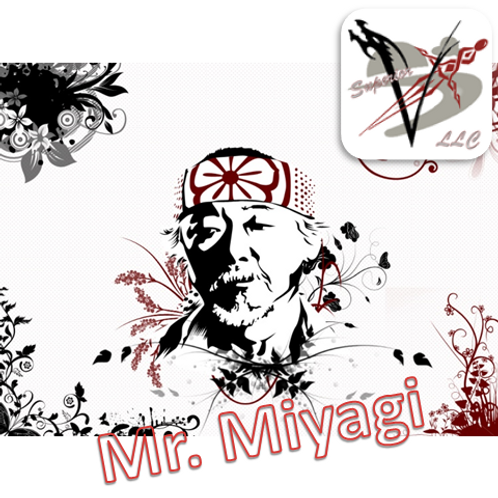 Mr. Miyagi eJuice (Poly Edition)