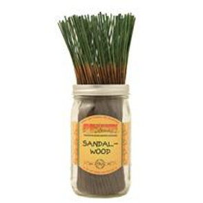 "Sandalwood Wildberry 11"" Stick Incense"