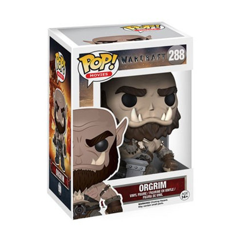 Pop Funko Orgrim 288 Figurine