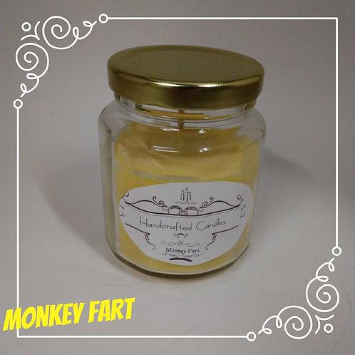Emporium Monkey Fart 4 oz Soy Candle