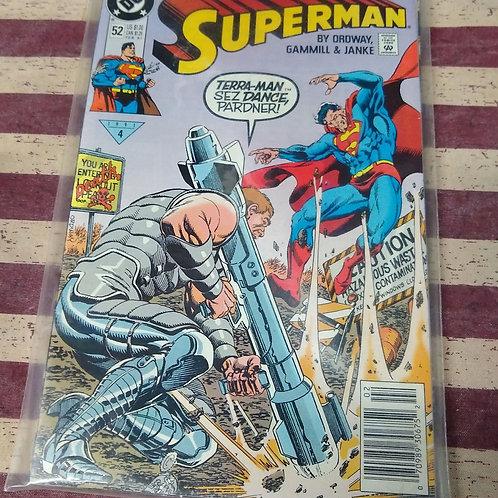 Feb 91 Superman