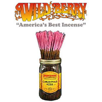 "Christmas Kiss Wildberry 11"" Stick Incense"
