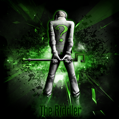 The Riddler e-Juice (Poly Edition)
