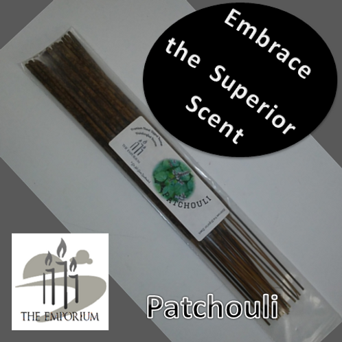 "Patchouli Emporium 11"" Incense"