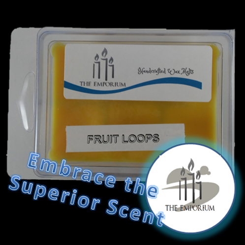 Fruit Loops Wax Melts