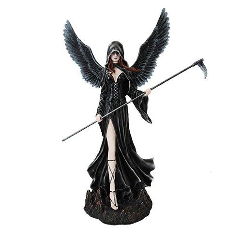 Dark Angel Statue w/ Sythe