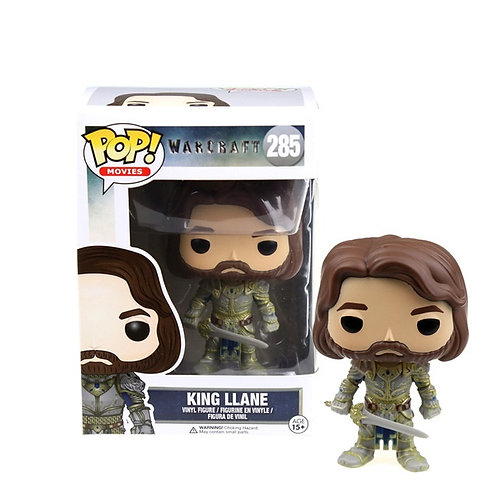 Pop Funko King Llane 285 Figurine