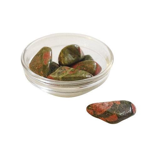 Unakite Crystal Gemstones - 1, 3 or 5