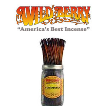 "Gingerbread Wildberry 11"" Stick Incense"