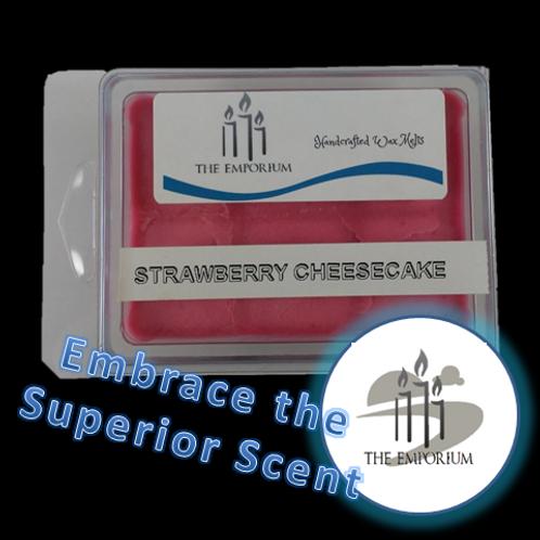 Strawberry Cheesecake Wax Melts