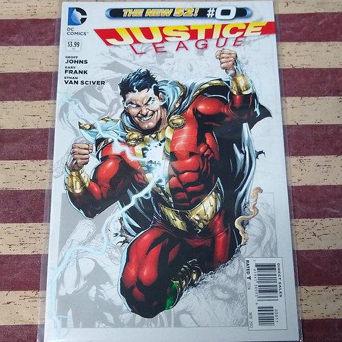 Nov. 2012 Justice League
