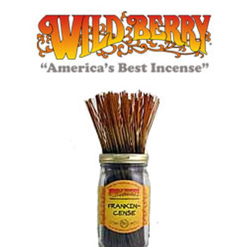 "Frankincense Wildberry 11"" Stick Incense"