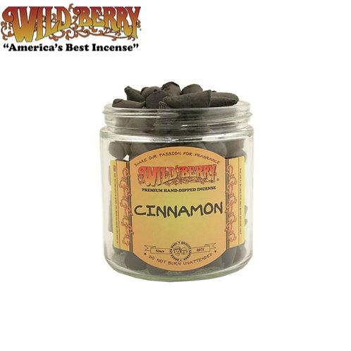 Cinnamon Cones Wildberry Incense