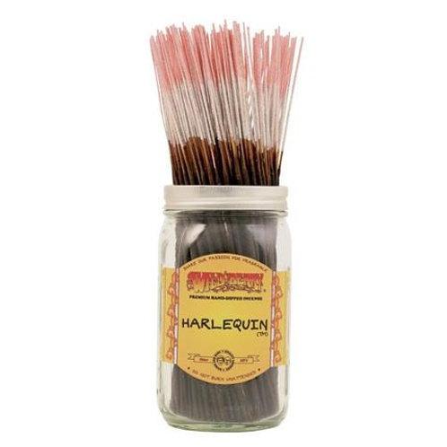 "Harlequin Wildberry 11"" Stick Incense"