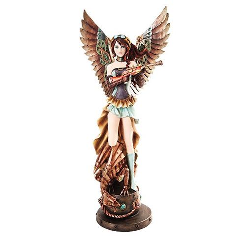 Armed Steampunk Fairy