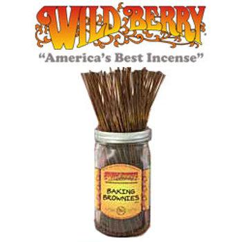 "Baking Brownie Wildberry 11"" Stick Incense"