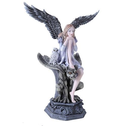 Dark Angel on Gargoyle