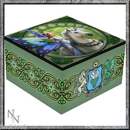 """Realm of Enchantment"" Trinket Box"