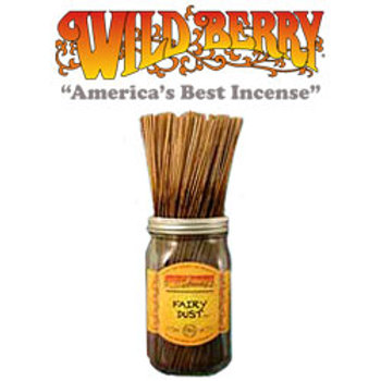 "Fairy Dust Wildberry 11"" Stick Incense"