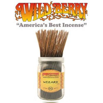 "Wizard Wildberry 11"" Stick Incense"