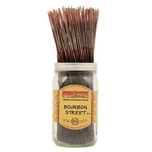 "Bourbon Street Wildberry 11"" Stick Incense"
