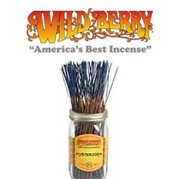 "Mysteriosa Wildberry 11"" Stick Incense"