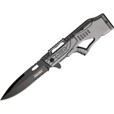 Tac Force Speed Gun Shaped Fold Knife