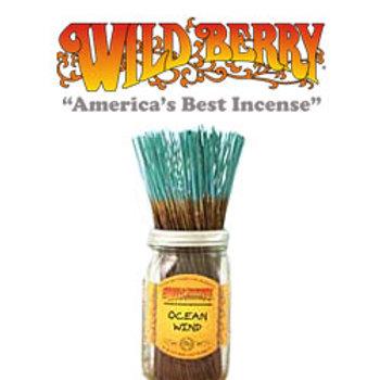 """Ocean Wind Wildberry 11"""" Stick Incense"""