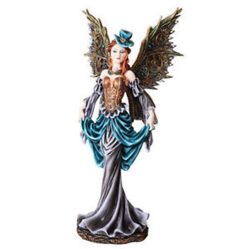 Standing Socialite Steampunk Lady Fairy