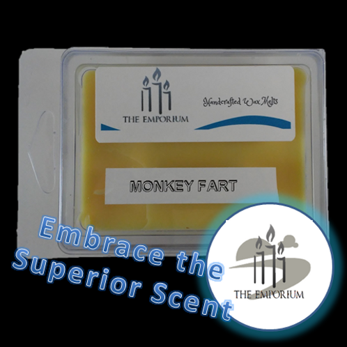 Monkey Fart Wax Melts