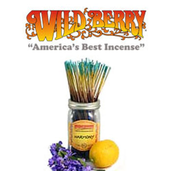 "Harmony Wildberry 11"" Stick Incense"