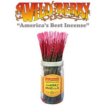 """Cherry Vanilla Wildberry 11"""" Stick Incense"""