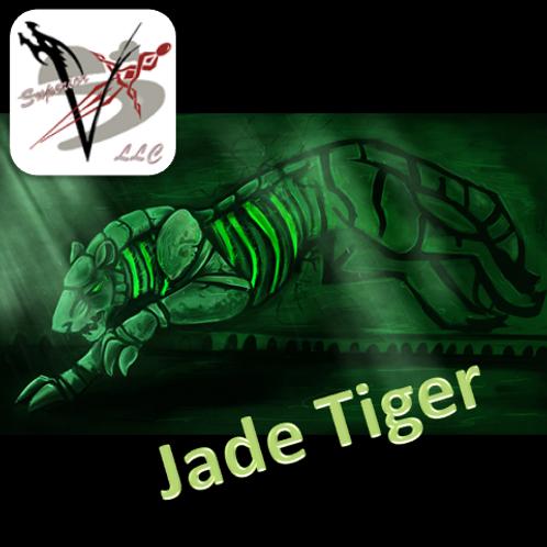 Jade Tiger eJuice (Poly Edition)