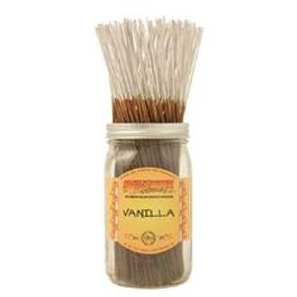 "Vanilla Wildberry 11"" Stick Incense"