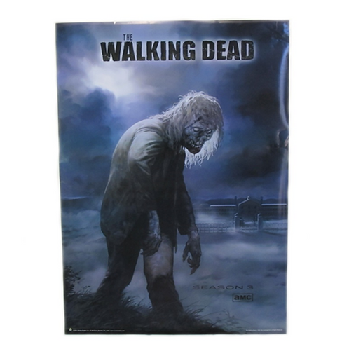 The Walking Dead Season Three Poster