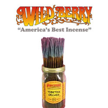 "Tidetan Orchid Wildberry 11"" Stick Incense"