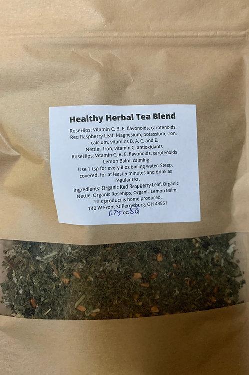 Healthy Herbal Tea Blend