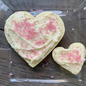 Gluten Free Cutout Sugar Cookies