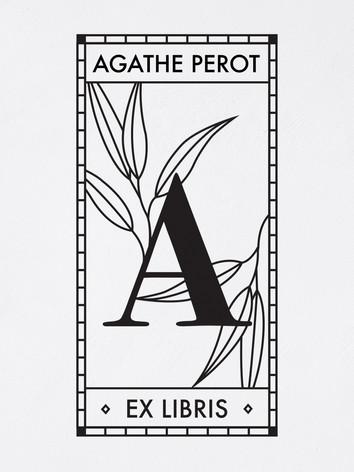 Monogram Ex Libris