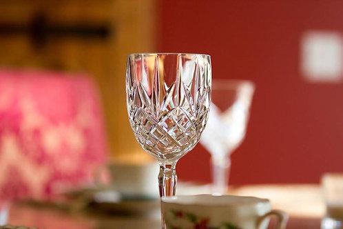 Vintage Cut Glassware