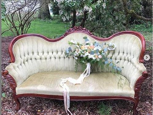 Light Green Sofa (Gwendolyn)