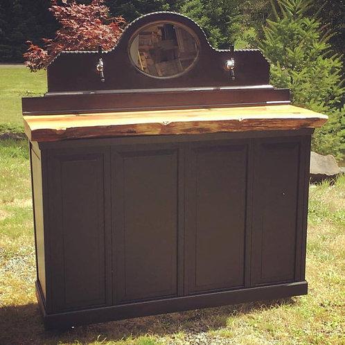 Vintage Keg Bar