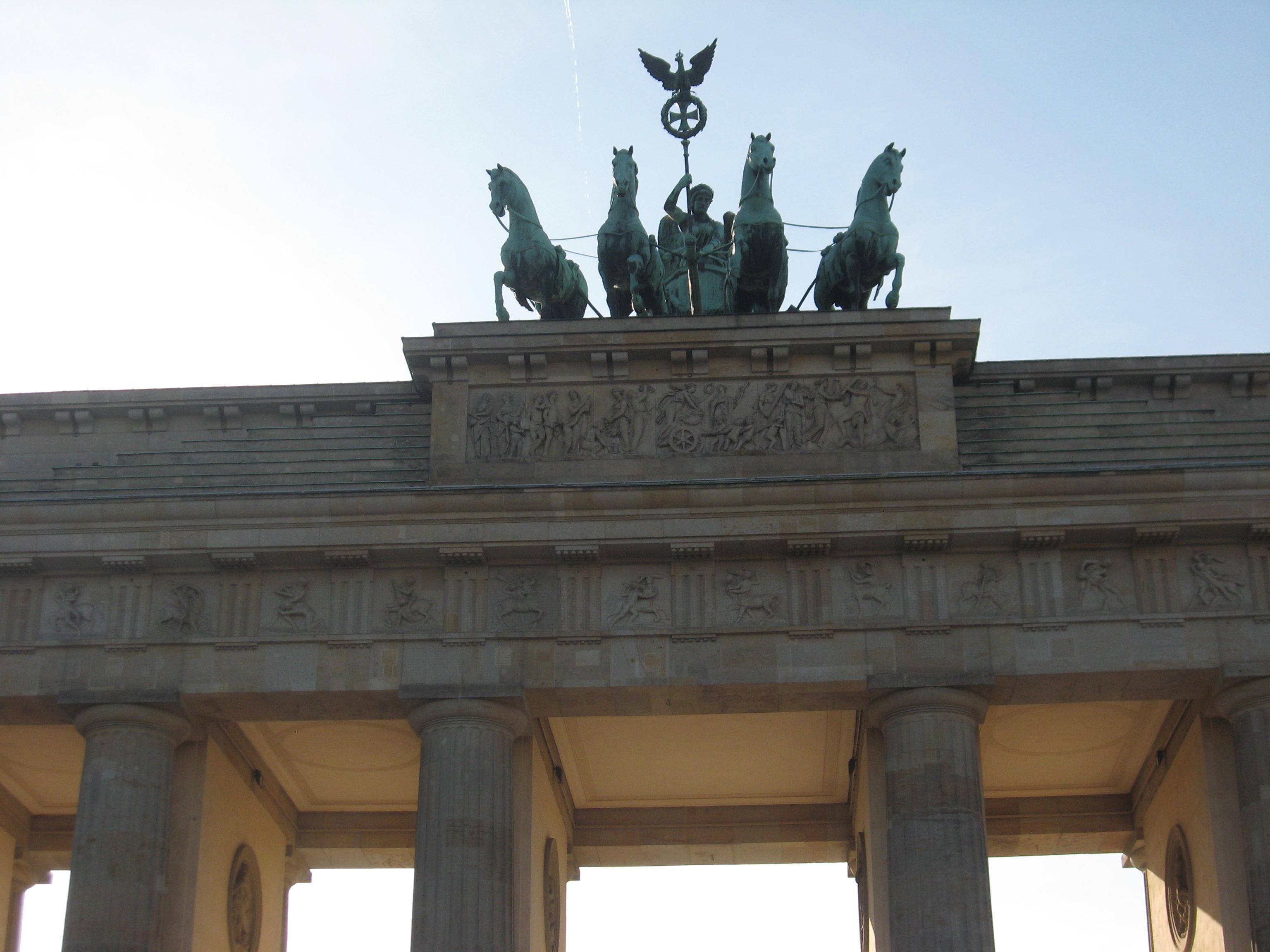In 40 min in Berlin